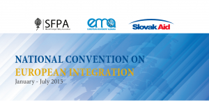national convention on eu integration